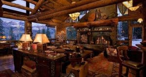 Ralph Lauren Log Cabin