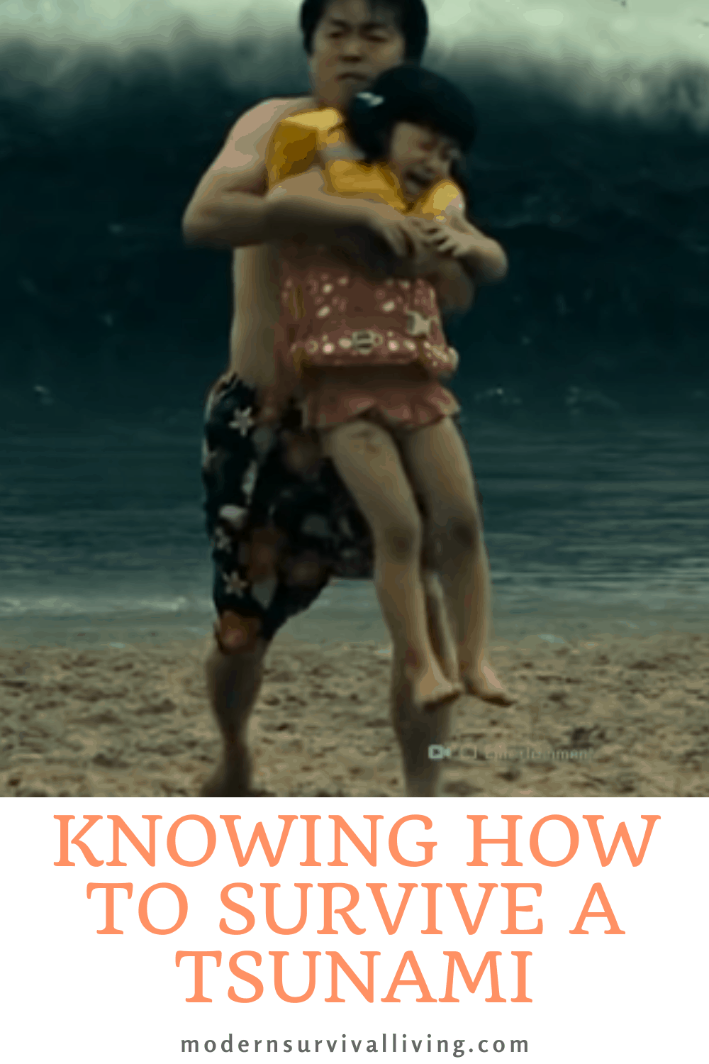 Knowing How to Survive a Tsunami