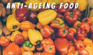 what is anti ageing food
