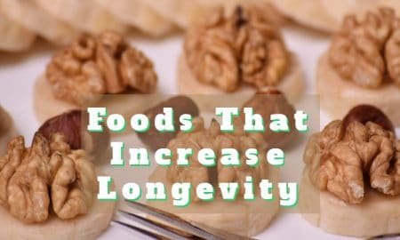 foods that increase longevity