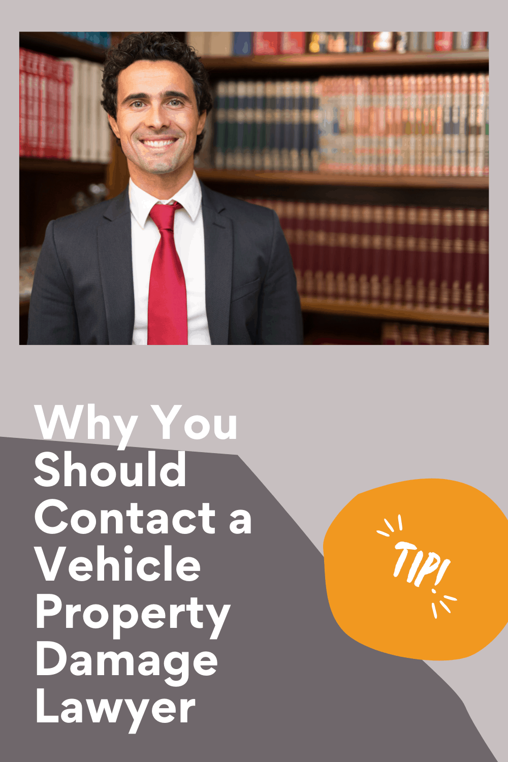 Why You Should Contact a Vehicle Property Damage Lawyer